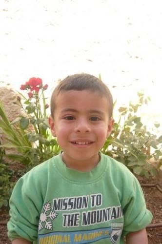 association amis-creche bethleem 2005 enfant 13