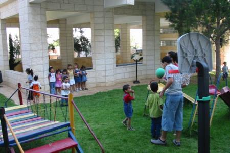 association amis-creche bethleem 2006-2007 Jardins enfants 2