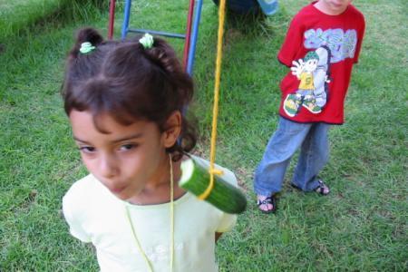association amis-creche bethleem 2006-2007 Jardins enfants 4