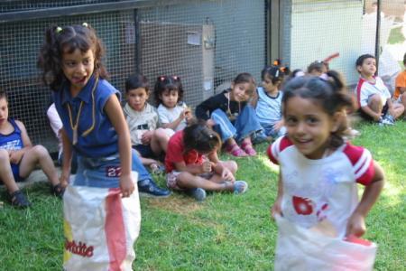 association amis-creche bethleem 2006-2007 Jardins enfants 5