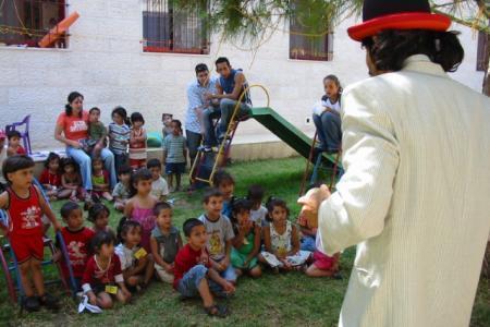 association amis-creche bethleem 2006-2007 Jardins enfants 6