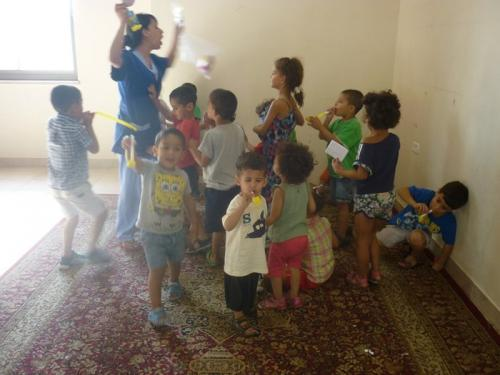 association amis-creche bethleem 2018 enfants 17