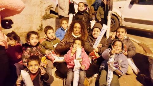 association amis-creche bethleem 2018 enfants 2