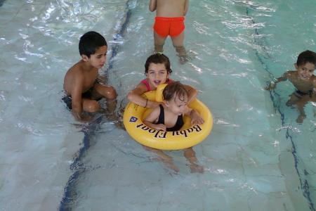 La baignade en 2009