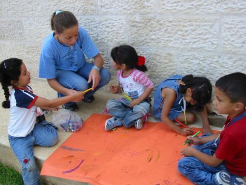 association amis-creche bethleem camp ete 12