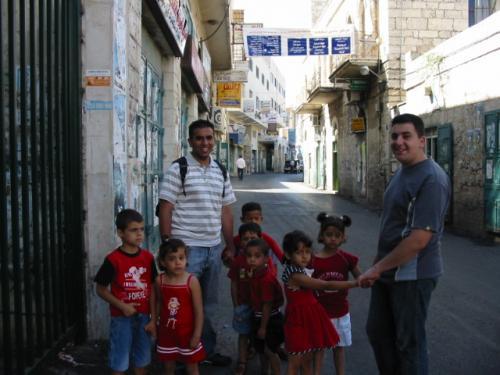 association amis-creche bethleem camp ete 21