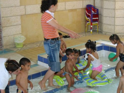 association amis-creche bethleem camp ete 9